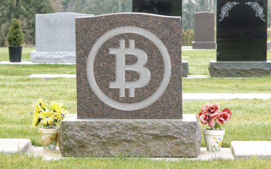 'Bitcoin Is Dead'