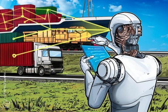 Walmart's Latest Blockchain Patent Lets Robots Conduct Deliveries Across Supply Chain