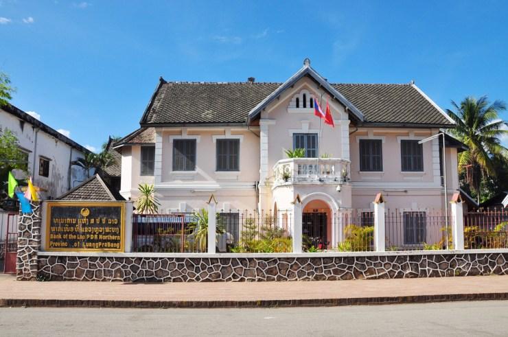 Laos Central Bank