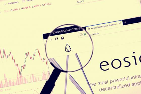 EOS (EOS) Gains Extra Liquidity with Upcoming OKEx Margin Trading