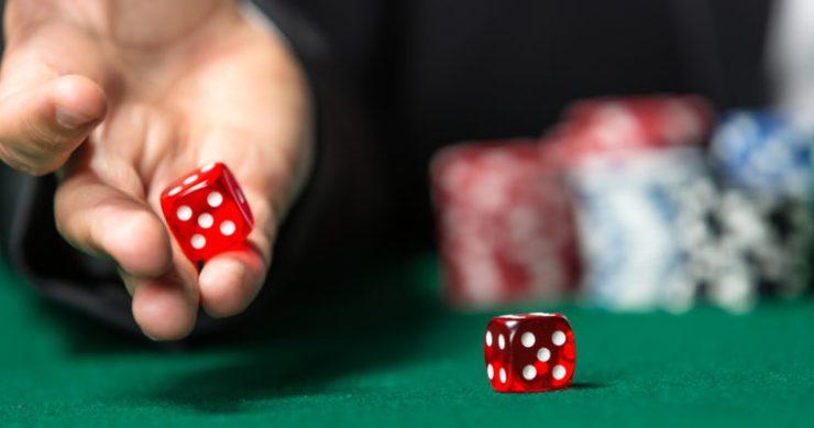 gambling rolling dice ico bitfinex bitcoin cash hard fork