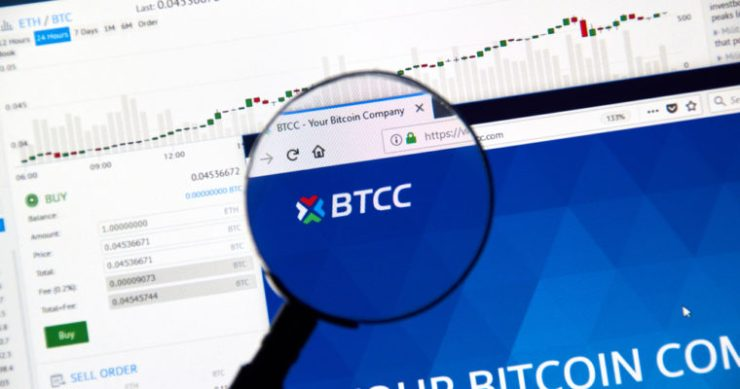 BTCC Cryptocurrency exchange