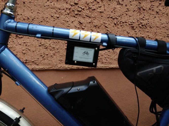 Lightning Network e-Bike