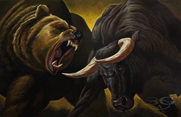 Altcoin Scalp Trading: Bears vs. Bulls