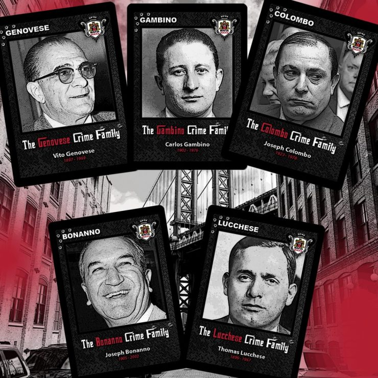 Organized Crime Goes Digital With the Blockchain-Based 'Mafia Wars' Game