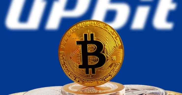upbit crypto exchange bitcoin