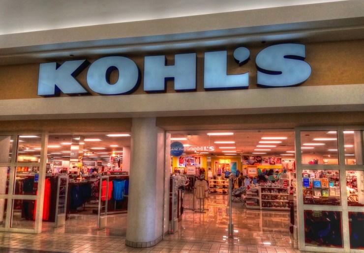 Kohl's shares