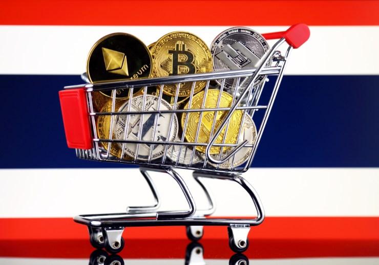 Stock Exchange of Thailand Unveils Plan to Enter the Crypto Space