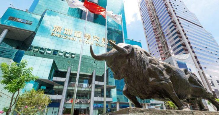 China Shenzhen Stock Exchange
