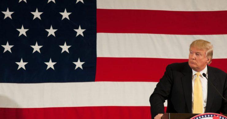 donald trump dow jones government shutdown