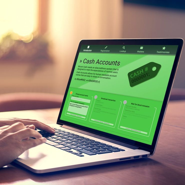 The Cashaccount.info Platform Tethers Names to Bitcoin Cash Addresses