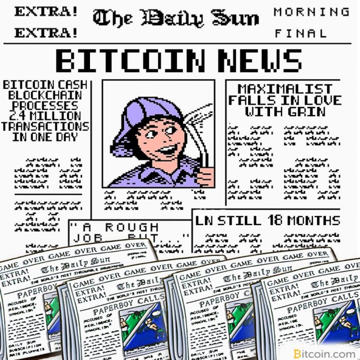 Bitcoin and Market-Related Headlines Dominated Crypto News Coverage in 2018
