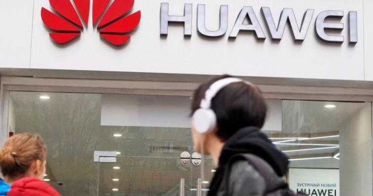 huawei us-china trade war