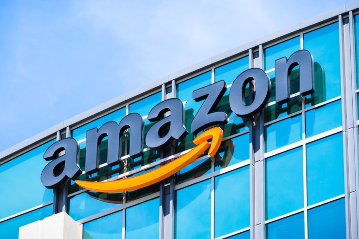 amazon largest us company apple