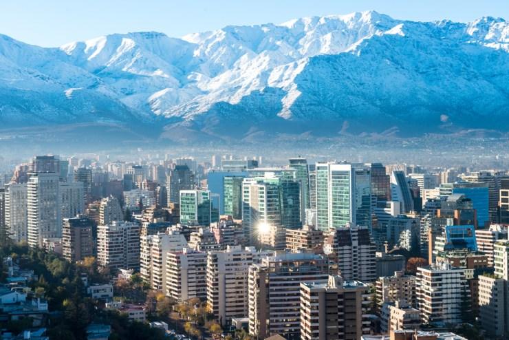 Santiago Chile Bitcoin