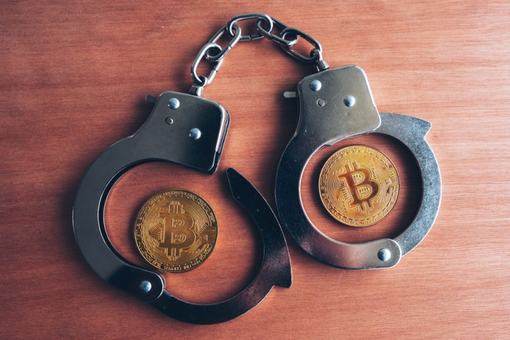 bitcoin crime