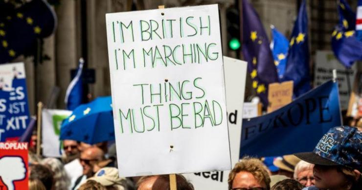 Brexit, Plan B, Theresa May