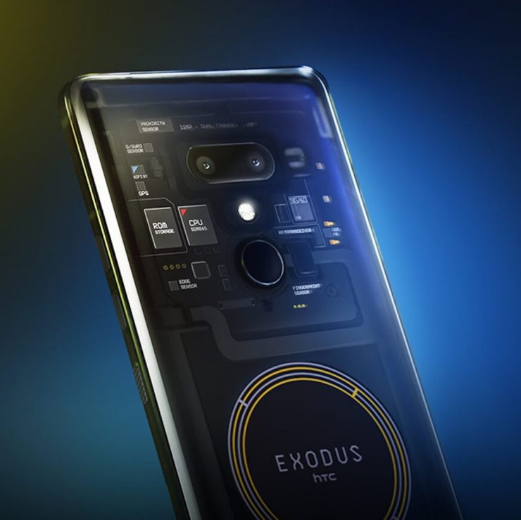 Review: HTC's Exodus 1 Is an Impressive Phone With a Basic Crypto Wallet