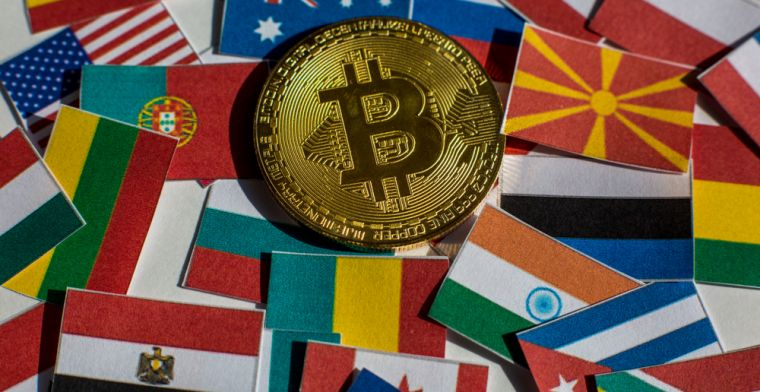 countries adopting bitcoin