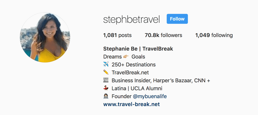 Instagram Bio 1