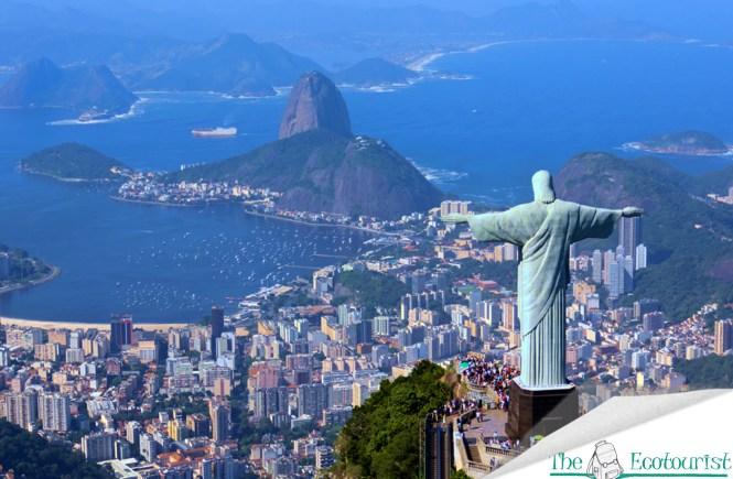 #FridayFlashback Brazil – 2004 – Delta flying in Rio de Janeiro