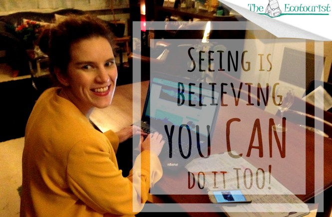 How other female entrepreneurs can inspire? Seeing is believing YOU CAN do it too!