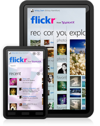 Flickr for Windows Phone 7