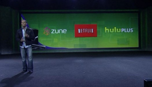 Netflix for Xbox 360 Gets Kinect Support