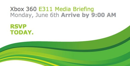 Microsoft.E3 Keynote Scheduled for June 6th
