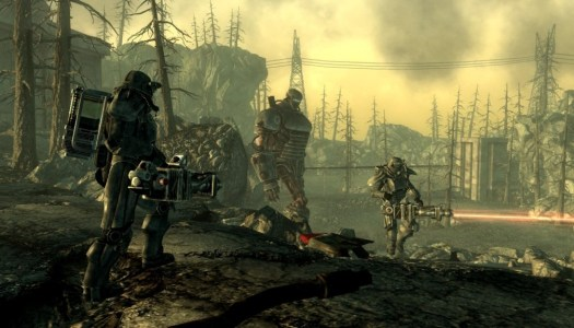 CommunityScene: We're giving away a copy of 'Fallout 3' this evening