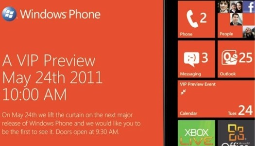 Join Us for the Windows Phone VIP Preview Tomorrow at 10AM