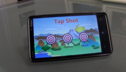 Review: Tap Shot for Windows Phone