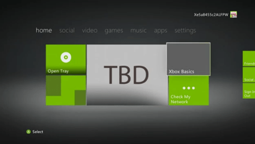 Xbox 360 Dashboard Update Coming December 6th