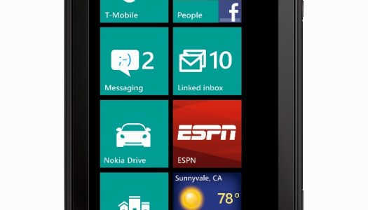 Nokia Lumia 710 Now Available at T-Mobile USA