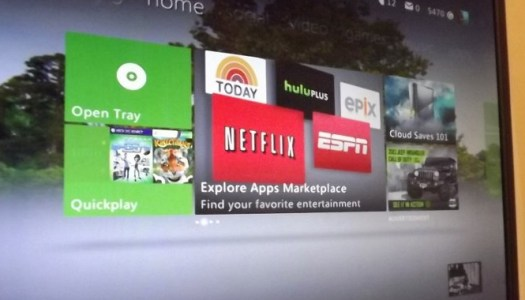 Review: Xbox Dashboard 2011