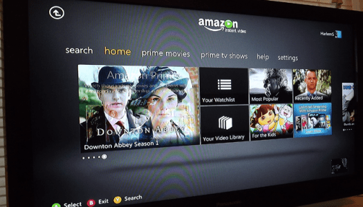Video: Amazon Instant Video on Xbox LIVE