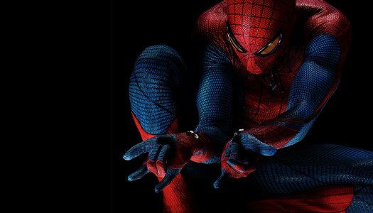 Go behind the scenes of The Amazing Spider-Man