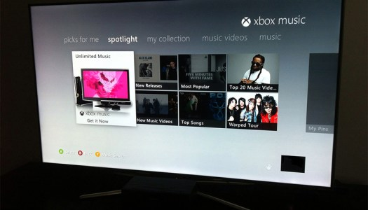 New Xbox LIVE Dashboard gets detailed in photos