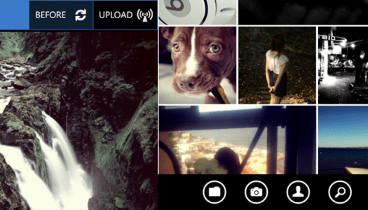 Review: Fhotoroom on Windows Phone