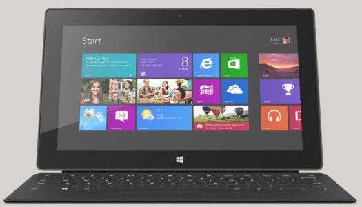 Microsoft Updates for Surface & Surface Pro