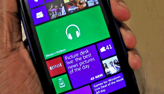 Conversation Piece: The Xbox Music Live Tile