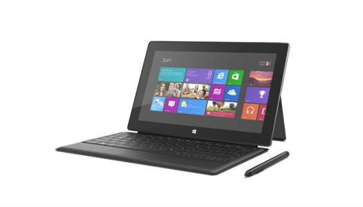 Microsoft's Surface Windows 8 Pro inbound, landing early February