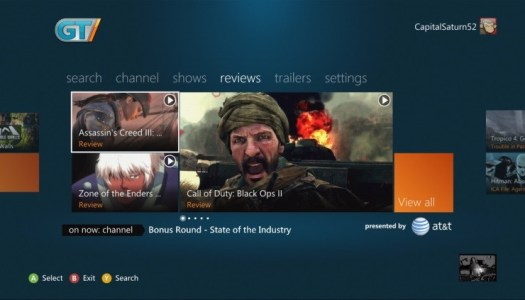 GamerTrailers and Redbox Instant on Xbox LIVE Debut