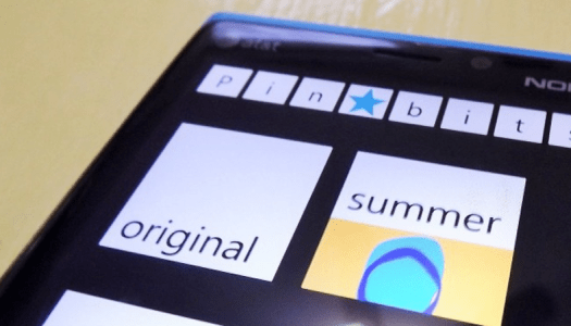 Review: PinBits for Windows Phone 8