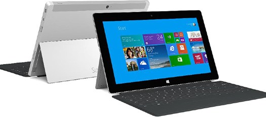 Surface 2 and Surface Pro 2 now available for Pre-Order