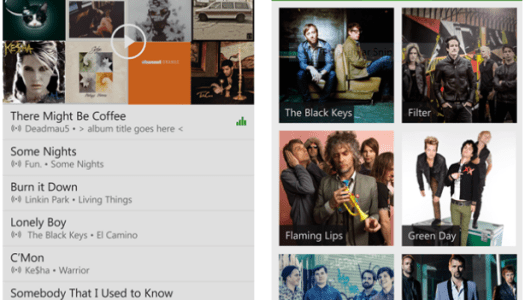 Xbox Music Arrives on iOS and Android