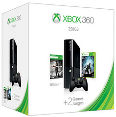 New Holiday Xbox 360 Bundles incoming with $50 off