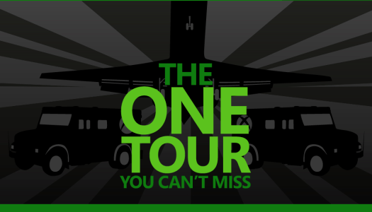 Xbox One Tour stops begin reappearing on Xbox Tour schedule