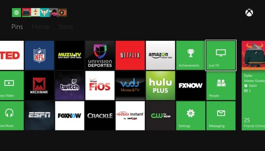 Launch Xbox One apps leave a lot on the cutting room floor