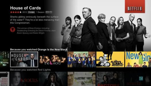 Netflix introduces new unified experience for users on all devices